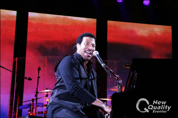 Lionel Richie Brazilian Tour 2010